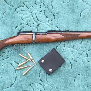 Mannlicher Schoenauer M1903 Stutzen