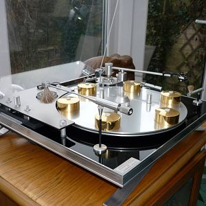 Michell Electronic Reference Turntable